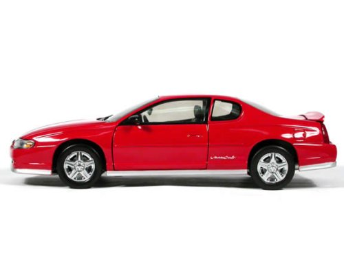 Buy 2003 Chevrolet Monte Carlo SS Diecast model car 1:18 scale die cast by
