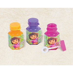Dora The Explorer Mini Bubbles - Each - 1