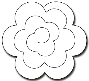 Amazon.com: My Favorite Things Die-Namics Die-Rolled Rose