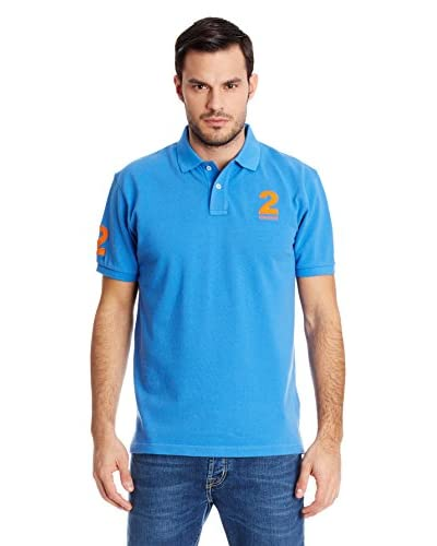 Hackett London Polo [Blu Medio]