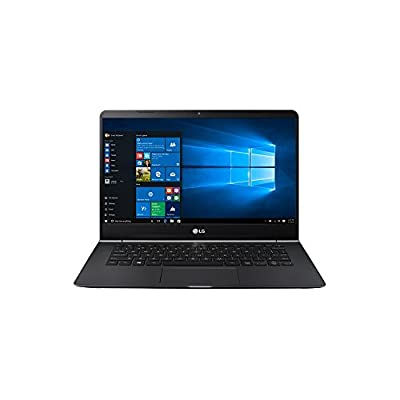 "LG Gram 14Z960-G Black Ultra Slim Laptop ( Intel i5 6th Gen, 4GB, 128 GB SSD, Win 10 Home, 14"" FHD IPS Narrow..."