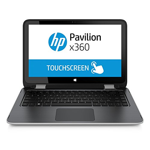 HP Pavilion 13-a012cl 13.3″ Touch Convertible Laptop Computer, AMD A8-6410, 6GB Memory, 750GB Hard Drive