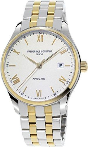 Frederique Constant Geneve Classic Index FC-303WN5B3B Reloj Automático para hombres Legibilidad Excelente