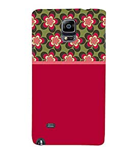 Beautiful Florals Cute Fashion 3D Hard Polycarbonate Designer Back Case Cover for Samsung Galaxy Note Edge :: Samsung Galaxy Note Edge N915FY N915A N915T N915K/N915L/N915S N915G N915D