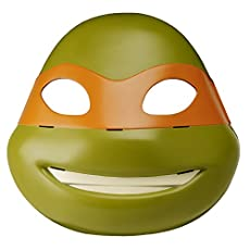 Teenage Mutant Ninja Turtles Electronic Mask Mike