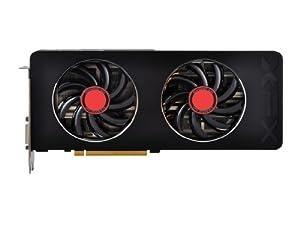XFX R9280ATDFD AMD Radeon R9 280 Double Dissipation Edition 3GB, GDDR5 Graphics Card