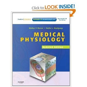 Medical Physiology. 2e Updated Edition: with STUDENT CONSULT Online Access. 2e (MEDICAL PHYSIOLOGY (BORON))