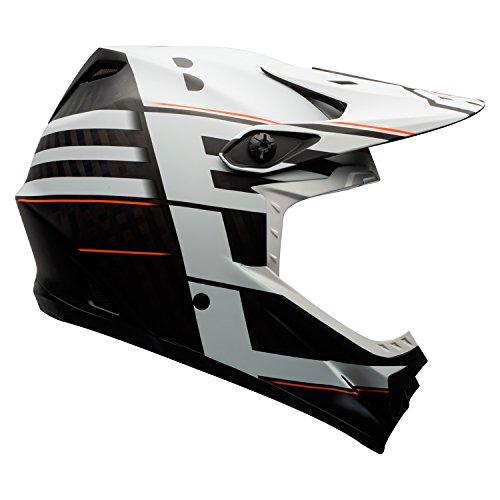 Bell-Full-9-Helmet-Matte-WhiteBlack-L