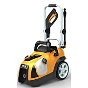 Powerworks 51102 1700 PSI Electric Pressure Washer 1.4GPM with Quiet Induction Motor