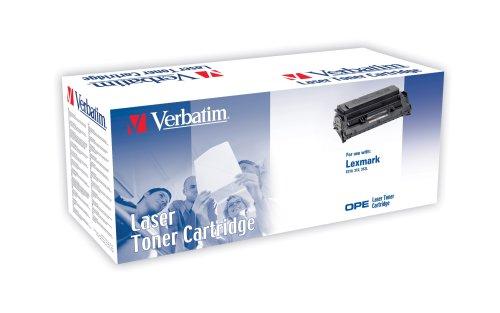 VERBATIM - 50040 - TONER LASER - 13T0101 - POUR OPTRA E 310/312