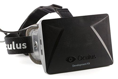 ★話題商品★ Oculus Rift Developers Kit / オキュラス リフト / 3D ヘッドマウントディスプレイ  [米国正規品]