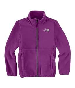 The North Face Denali Jacket - Girl's Premier Purple/Premier Purple XX-Small