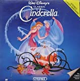 Cinderella, classic -Stereo lasier videodisc