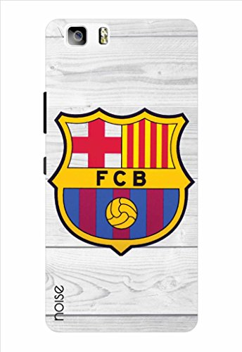 Noise Barcelona Fans Printed Cover For Huawei P8 Lite