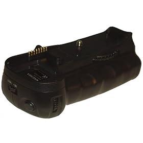 QUALITA 'VHBW Battery Grip per Nikon MB-D10 per D300 sostituisce s per EN-EL3e, EN-EL4 o 8x AA/R6-Akkus di scatto verticale