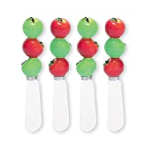 Boston Warehouse Spreader, Set of 4