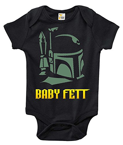 Baby-Fett-Cute-Funny-One-piece-Baby-Bodysuit-Star-Wars-Baby-Clothes-3-6-Months-Black