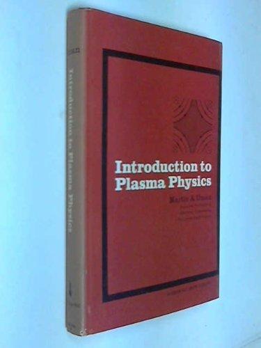 Introduction to Plasma Physics PDF