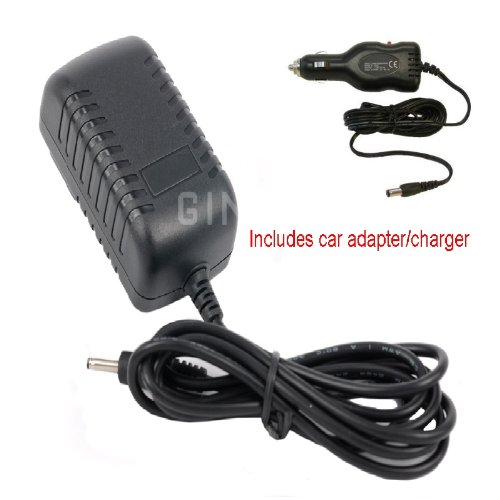 2A Tablet Charger Adapter for Visual Land Prestige 10 Pro 10D 7 7L 7G 7D Power