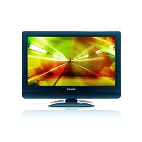 Philips 19PFL3505D/F7 19-inch LCD HDTV, Black