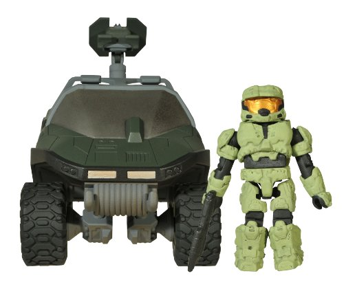 Diamond Select Halo Minimates: Warthog Vehicle - 1