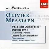 echange, troc  - Les Rarissimes de Olivier Messiaen