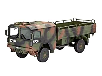 Amazon.com: Revell Germany LKW 5T 4x4 Truck Plastic Model