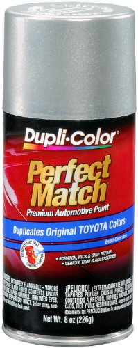 Dupli-Color BTY1613 Millennium Silver Pearl Toyota Exact-Match Automotive Paint - 8 oz. Aerosol (Toyota Camry Paint compare prices)