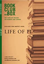 The Bookclub-in-a-Box Discussion Guide to Life of Pi by Yann Martel