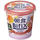 グリコ 朝食BifiX ストロベリー330g 6個