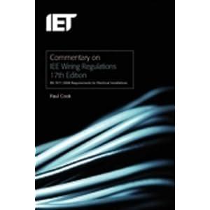Astonishing Download Commentary On Iee Wiring Regulations Institution Of Wiring Cloud Battdienstapotheekhoekschewaardnl