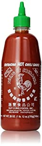 Huy Fong Sriracha Hot Chili Sauce, 28 Oz