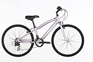 Diamondback 2013 Girl's Clarity Performance Hybrid (24-Inch Wheel,Purple,24-Inch, Girls)