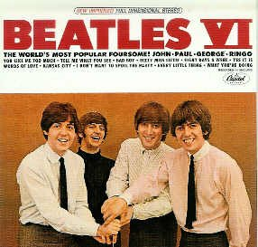 The Beatles - Beatles VI [Mini LP] - Zortam Music