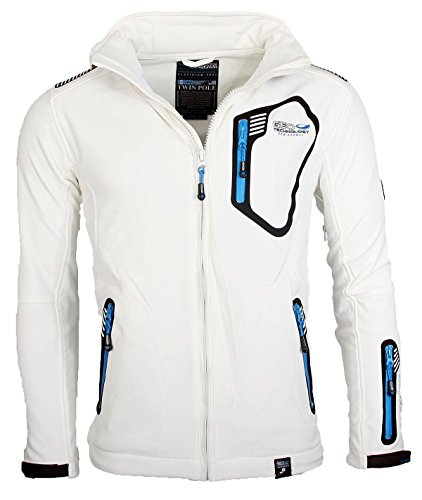 Geographical Norway Herren Softshell Funktions Outdoor Regenjacke