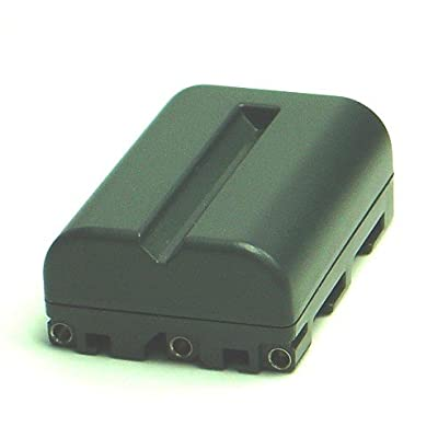 BRAND NEW LI ION RECHARGEABLE BATTERY PACK FOR SONY CAMCORDER MODEL/PART NO : CYBERSHOT DSC F707 DSC F707E DCR TRV6