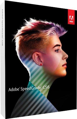 Adobe Retail Speed Grade CS6  Mac - 1 User