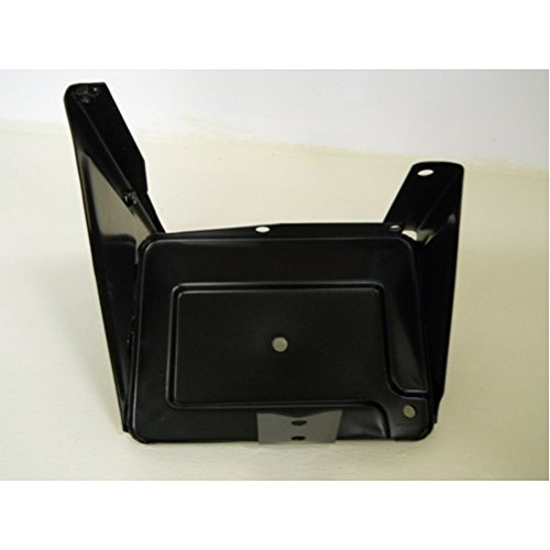 1960 - 1966 Chevy Truck Battery Tray Holder Box / Black / Steel / 61 62 63 64 65 (1966 Chevy Truck compare prices)