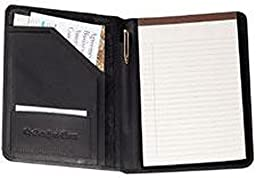 Andrew Philips Leather Junior Pad Cover Black