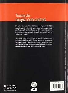 Trucos de magia con cartas / Card magic tricks (Spanish Edition)