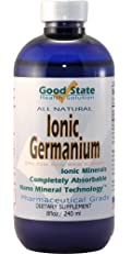 Liquid Ionic Minerals Germanium (48 Days At 250mcg.)