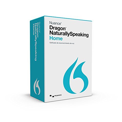 Nuance Dragon NaturallySpeaking Home 13.0 Spanish