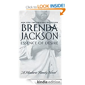 ESSENCE OF DESIRE (MADARIS SERIES) Brenda Jackson