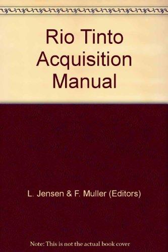 rio-tinto-acquisition-manual