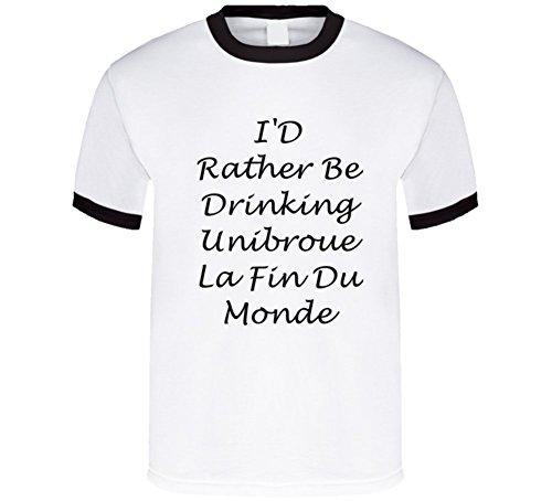 sunshine-t-shirts-id-rather-be-drinking-unibroue-la-fin-du-monde-funny-t-shirt-2xl-black-ringer