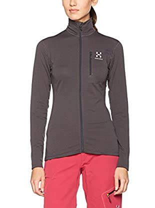 Haglöfs Forro Polar Mid Layer Stretch (Antracita)