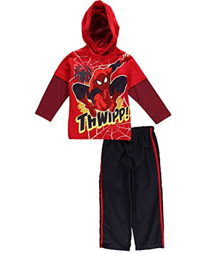 "Spider-Man ""Thwipp!"" 2-Piece Outfit"
