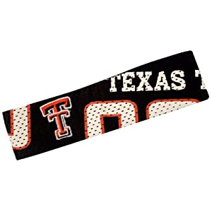 Buy NCAA Texas Tech Red Raiders Fan Band by Littlearth