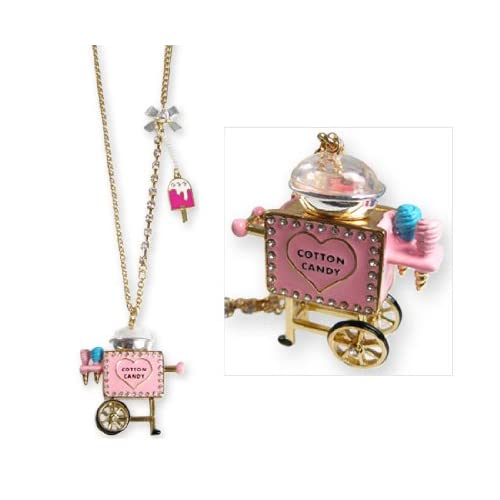 Amazon.com: Betsey Johnson Candyland Candy Land Cotton Candy Long