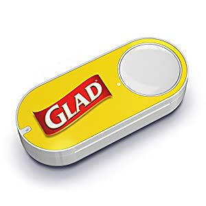 Glad Bags Dash Button - Limited Release from Amazon